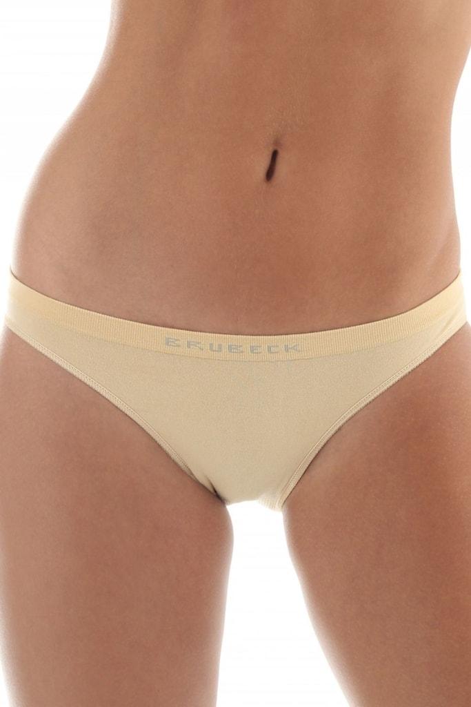Dámské kalhotky BRUBECK BI 10020 Bikini beige  db6e7db3b3