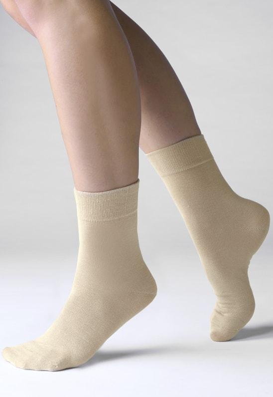 3d07aa3c5c7 Bambusové ponožky GINA 82000P Bamboo klasické tělové