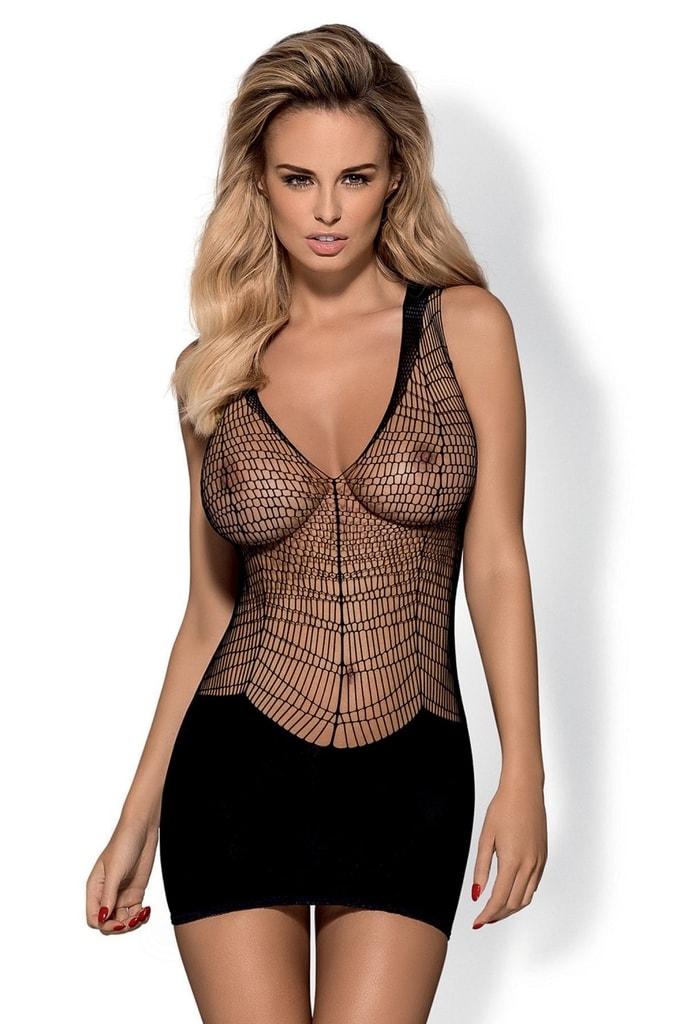 Erotické šaty OBSESSIVE D603 dress  d8a28e6f1c