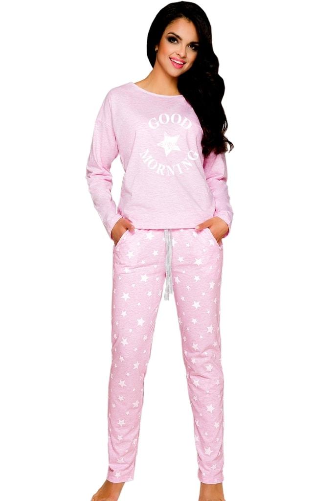1e508d976e04 Dámské pyžamo TARO Nadia 1190 pink