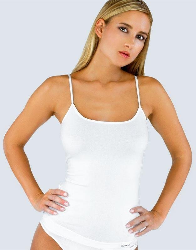 GINA dámské košilka prodloužená dc3dc8b508