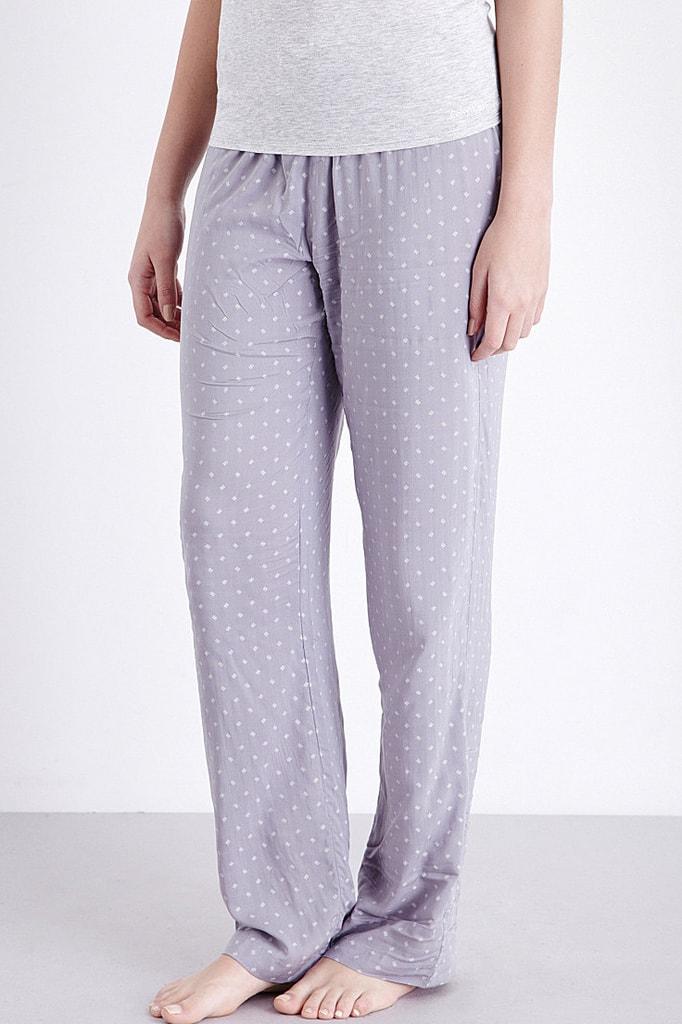 Dámské domácí pyžamové kalhoty CALVIN KLEIN S1614E  e162448b99