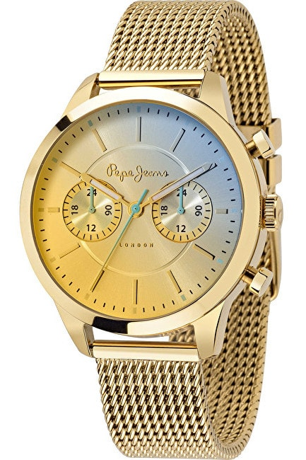 20ac67a4b3a Náramkové hodinky PEPE JEANS Meg R2353121502