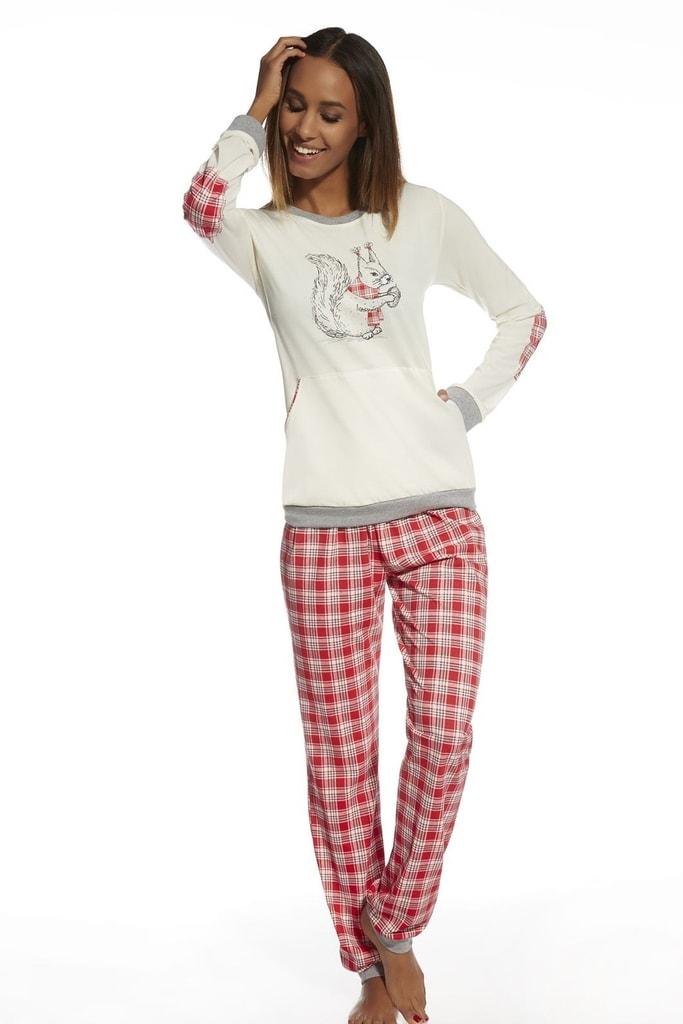 Dámské pyžamo CORNETTE 653 108 Nuts  e41b38ad07