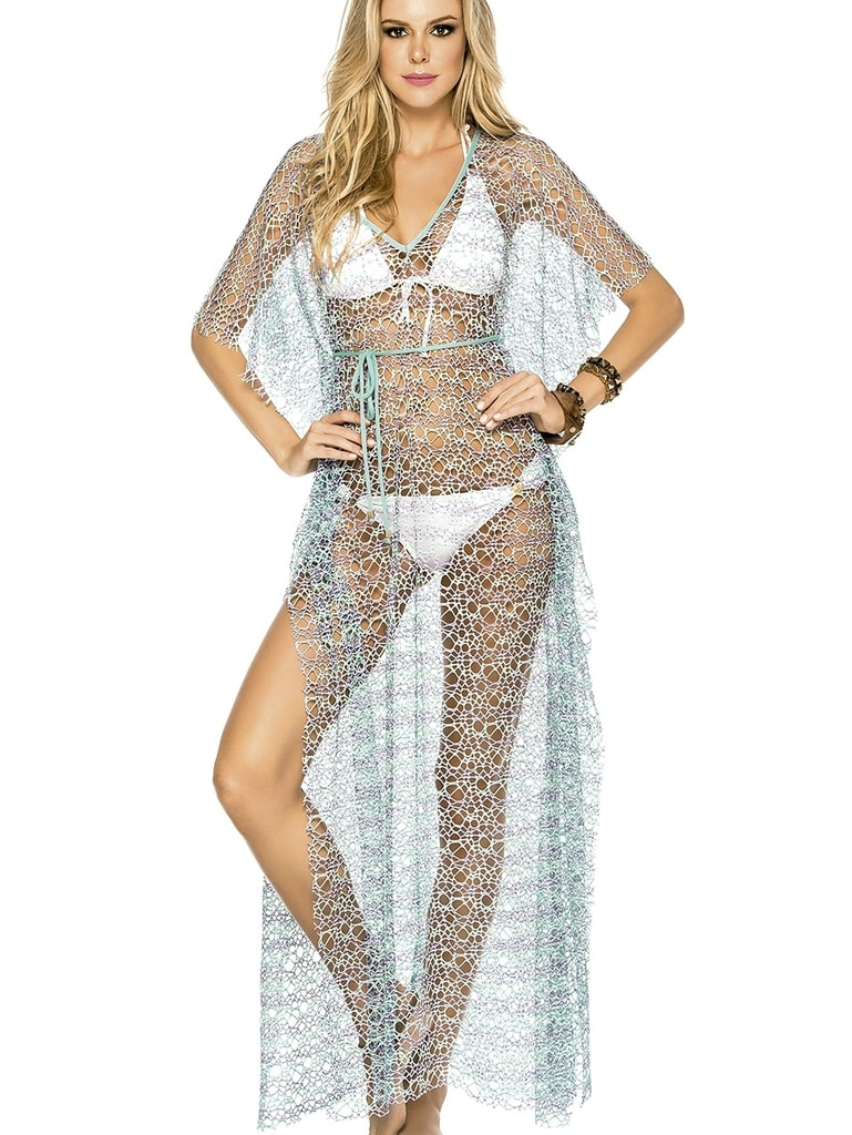 Háčkované plážové šaty PHAX Kinabalu Sunrise  84878750ce0