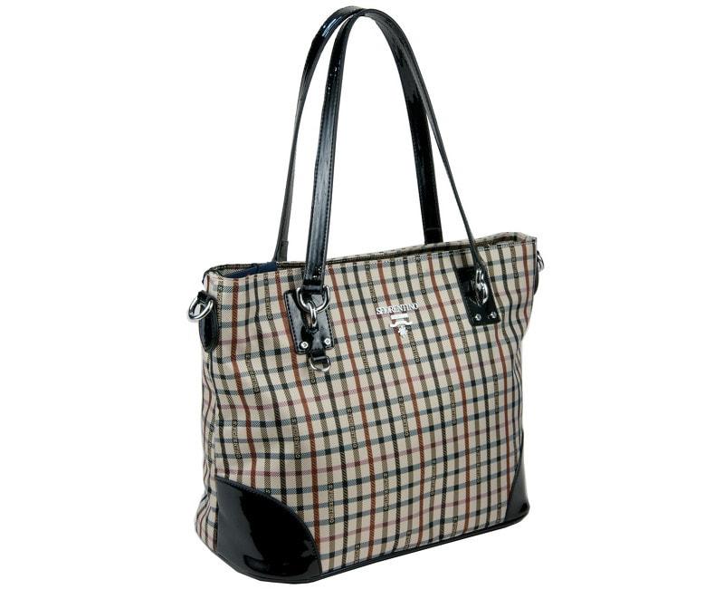Elegantní business kabelka S.FIORENTINO N30-B2115-1MA  8b7f5e4c9f5
