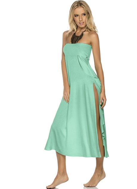 Plážová sukně šaty Maria Bonita by PHAX Coverups 53 aqua  dd3422d12a