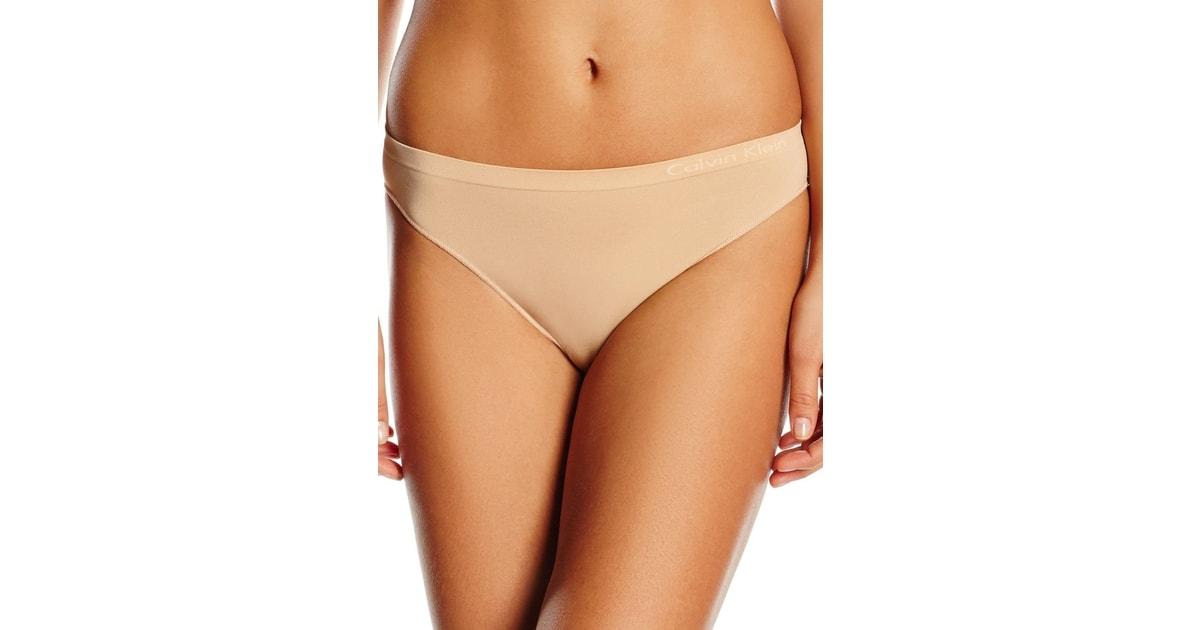 8f6e3d146 Dámské kalhotky CALVIN KLEIN Pure Seamless bikini nude | CALVIN KLEIN |  klasické kalhotky | Kalhotky, Dámské | Perfektní Prádlo.cz | Spodní prádlo,  ...
