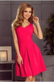Dámské šaty NUMOCO 141-5 květované  13fc1556e1b