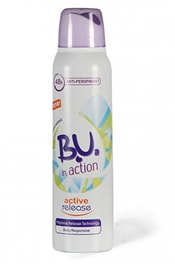 B.U. In Action On Active Release - deodorant ve spreji