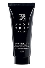 Tónovací pleťový krém AVON SPF 15 True 30 ml - Light Medium