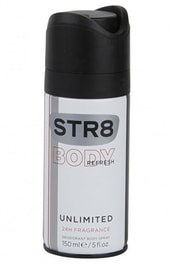 STR8 Unlimited - deodorant ve spreji
