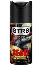 STR8 Rebel - deodorant ve spreji