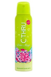 C-THRU Lime Magic - deodorant ve spreji