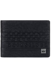 Peněženka Quiksilver Everyday Stripe Wallet II Black EQYAA03640-KVJ0