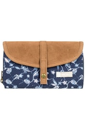 Peněženka ROXY Carribean Wallet ERJAA03392-BTK9 Dress Blues Beyond Way Small