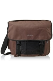 Taška Travelite Basics Messenger Bag Brown