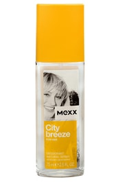 MEXX City Breeze For Her - deodorant s rozprašovačem