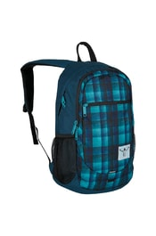 Studentský batoh Chiemsee Techpack two backpack Checky chan blue