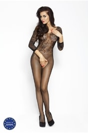 Bodystocking PASSION BS007 černý