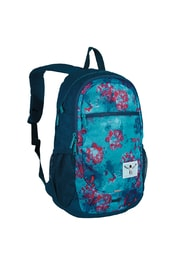 Studentský batoh Chiemsee Techpack two backpack Dusty flowers
