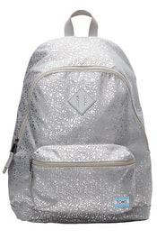 Batoh TOMS Drizzle Grey Snow Spots Backpack
