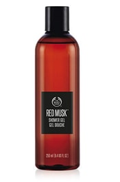 Sprchový gel The Body Shop Red Musk 250 ml