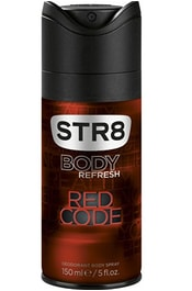 STR8 Red Code - deodorant ve spreji