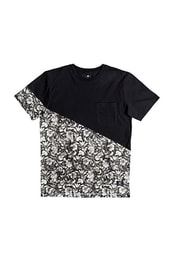 Triko DC Bloomington Tee Black Regal Rags EDYKT03324-KVJ2