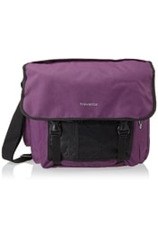 Taška Travelite Basics Messenger Bag Aubergine