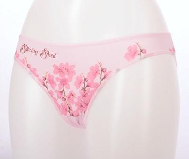 Dámské kalhotky Marina - růžová  f9a35af80d