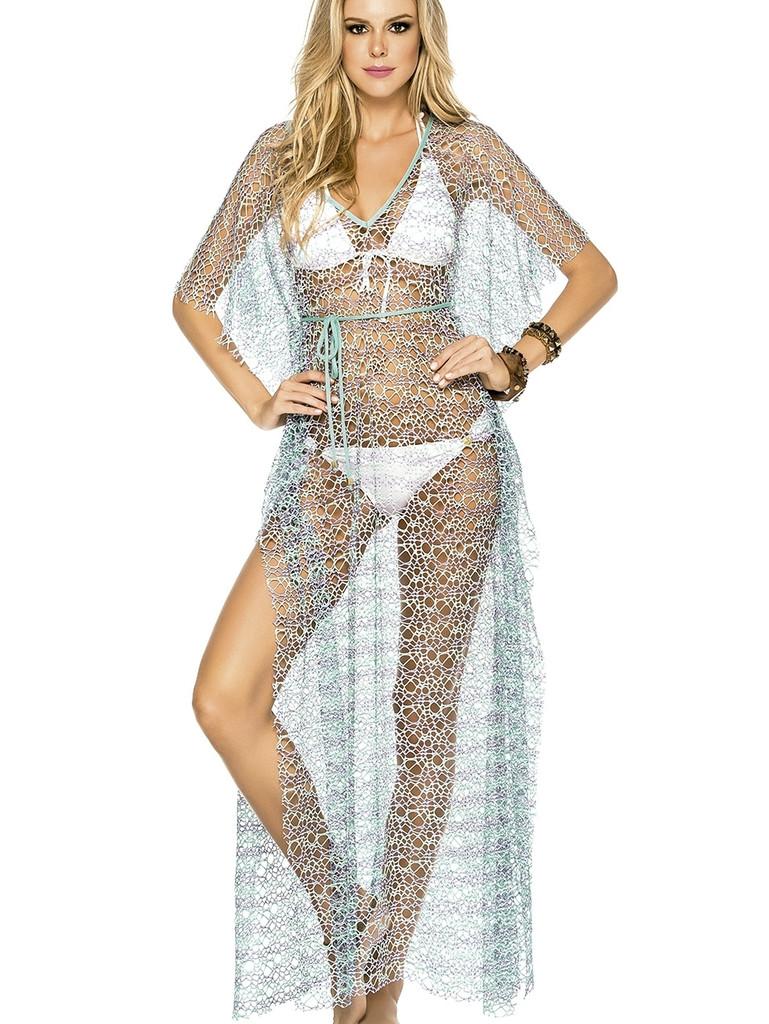 72b8e73d1f39 Háčkované plážové šaty PHAX Kinabalu Sunrise - Iva.Style - dámsky a ...