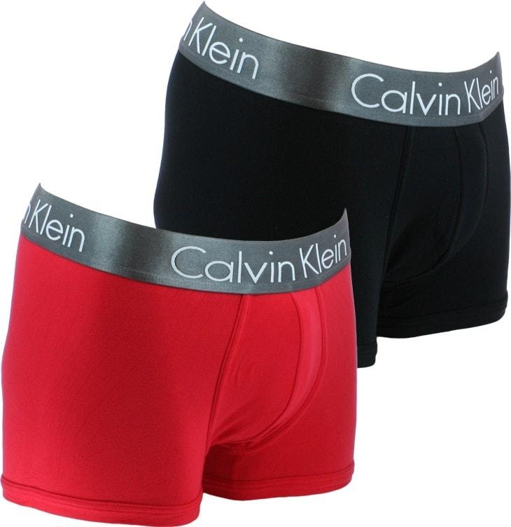 d27f1c282b Pánské boxerky CALVIN KLEIN 2pack Dárková sada - Iva.Style - dámsky ...