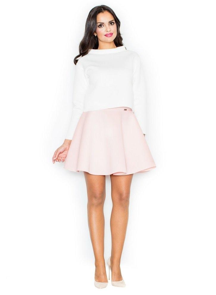 c5164760f0d Dámská sukně FIGL M340 růžová