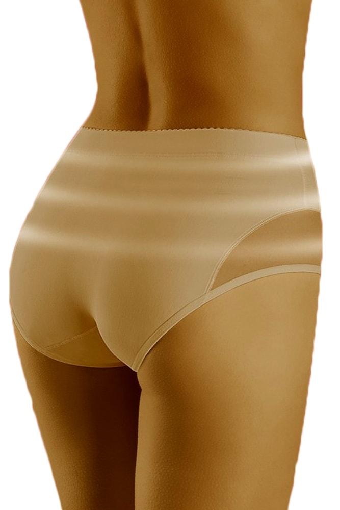 317e3be8e80 Stahovací kalhotky Adapta beige