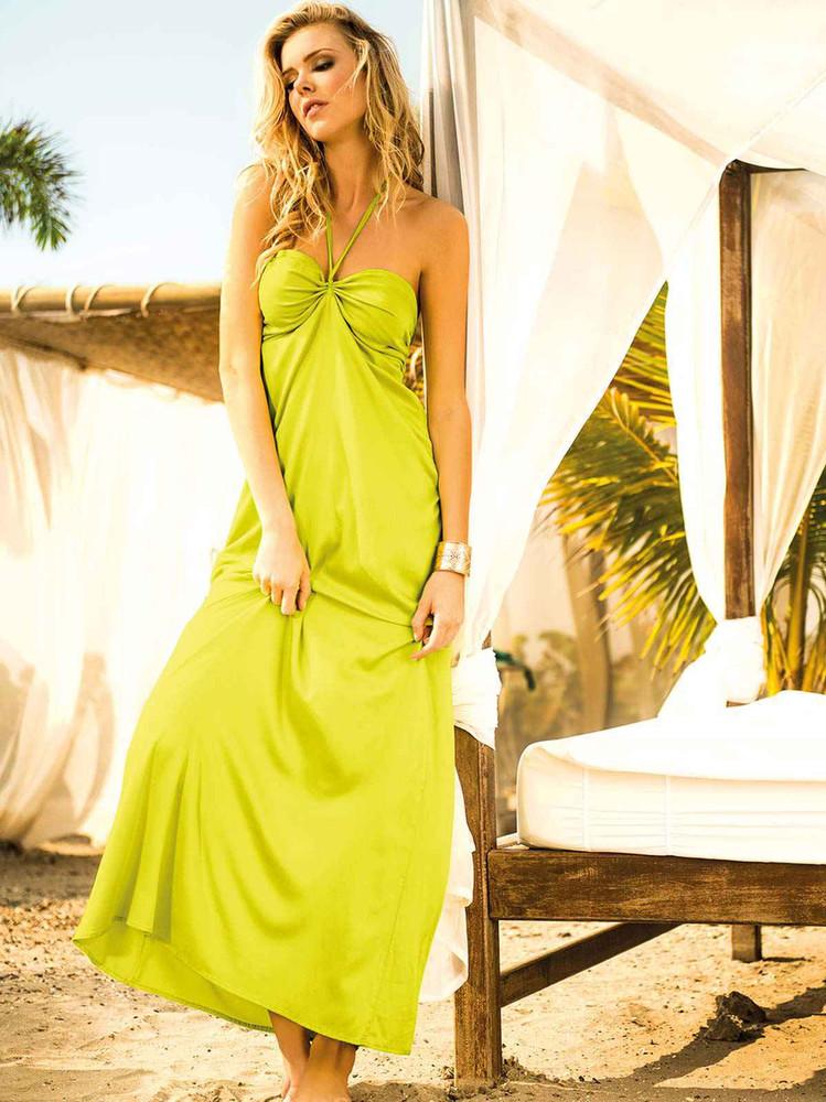Dlouhé letní šaty PHAX Kinabalu Sunrise černé  0f6a22c7780