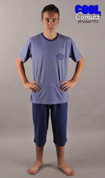 29239ad1b7a7 Pánské pyžamo kapri Gazzaz Aleš - modrá