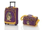 Travelite Youngster – dětská sada kufru a cestovní tašky Hedwig