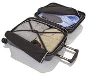 Palubní kufr na notebook Titan Xenon Deluxe Business Wheeler Silver