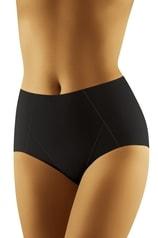 Stahovací kalhotky WOLBAR Superia černé