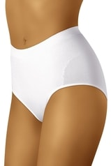 Stahovací kalhotky WOLBAR Perfecta bílé