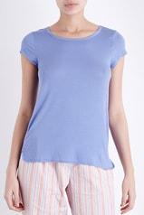 Dámské triko CALVIN KLEIN QS5253E modré