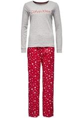 Dámské pyžamo CALVIN KLEIN Holiday RGU v dárkovém balení