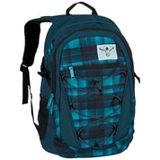 Studentský batoh Chiemsee Herkules backpack W16 Checky chan blue