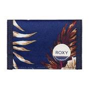 Peněženka ROXY Small Beach Castaway Floral Blue Print ERJAA03137-BSQ6