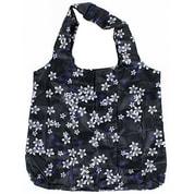 Skládací nákupní taška ALBI s květy