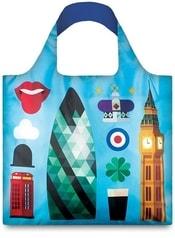 Nákupní taška LOQI Bag London
