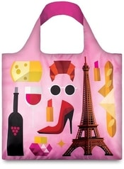 Nákupní taška LOQI Bag Paris