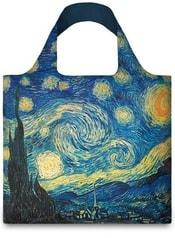 Nákupní taška LOQI Bag VINCENT VAN GOGH The Starry Night