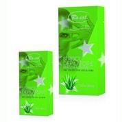 Ro.ial depilační tělové pásky s Aloe Vera 10 párů + 2 vlhčené ubrousky po depilaci